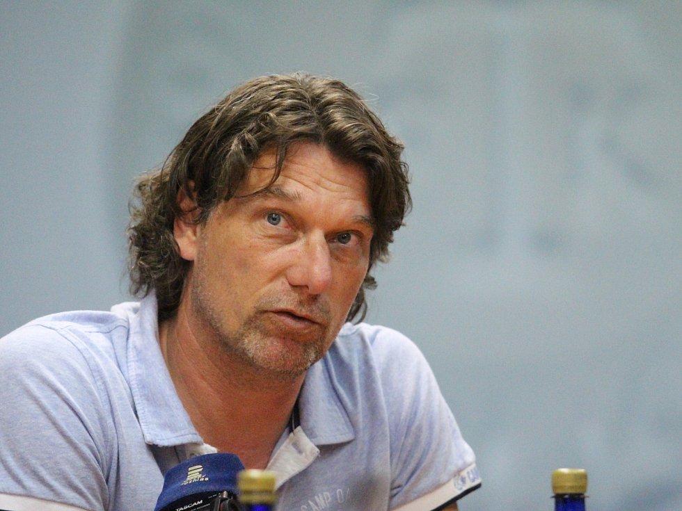 Trenér Teplic Daniel Šmejkal