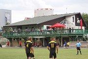 Pohoda na fotbale v Ledvicích