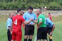 Ledvice zvládly poslední zápas sezóny