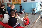Žáci na ZŠ Plynárenská rozvíjeli svoje polytechnické dovednosti