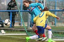 Starší žákyně: FK Teplice - FK Dukla Praha 3:0