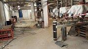 Další postup rekonstrukčních prací v teplickém Aquacentru.