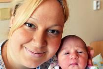 Mamince Kateřině Černé z Bíliny se 21. června v 6.47 hod. v teplické porodnici narodila dcera Kateřina Nápravníková. Měřila 51 cm a vážila 3,55 kg.