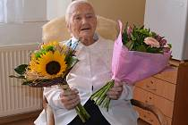 Jubilantce Marii Machové je 103 let.