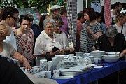 Velké porcelánové trhy v Teplicích