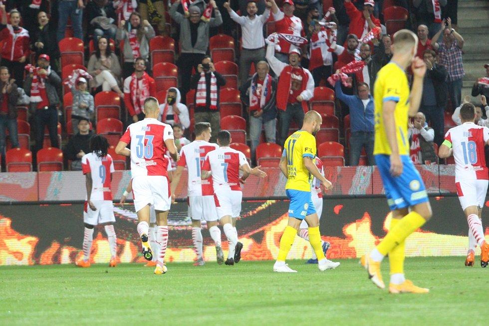 Slavia - Teplice 5:1