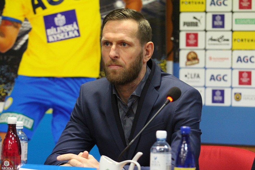 Sportovní ředitel Štěpán Vachoušek