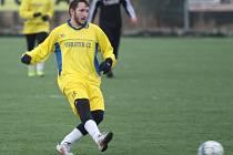 Srbice (žluté dresy) - Oldřichov 4:0