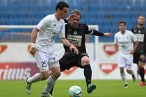 Mladá Boleslav vyhrála v Teplicích MOL Cup