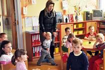 Den otevřených dveří v Mateřské škole Fráni Šrámka v Teplicích