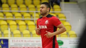 Brazilec William nastoupil poprvé za Teplice.