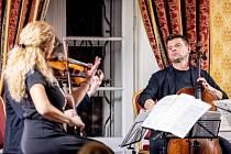 Pavel Haas Quartet exceloval v Teplicích.