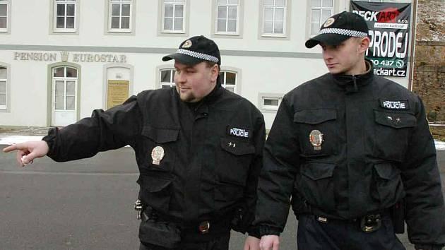 Městská policie Dubí/ilustrační foto