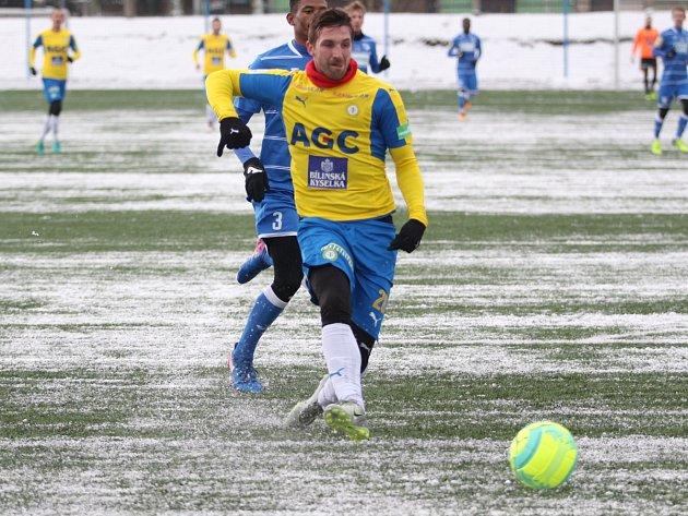 FK Ústí - FK Teplice 3:3