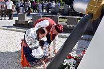 Uctili památku sestřelených letců
