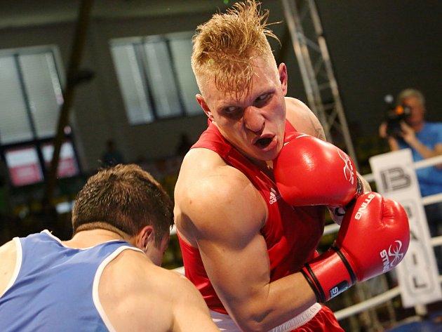 Nejlepší český boxer Zdeněk Chládek.