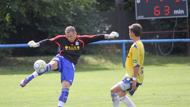 FK Teplice B - Slavoj Vyšehrad 1:3