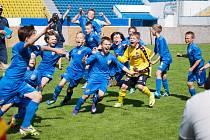 Svátek fotbalu v Teplicích