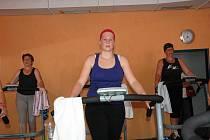 """Fitness STANIFIT v areálu """"Luna"""" Teplice."""