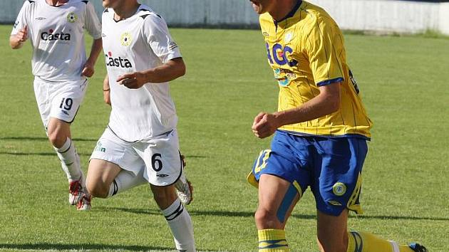 FK Teplice x Písek 1:1