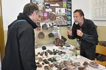 9. ročník velké celostátní amatérské burzy minerálů a zkamenělin.