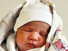 JOLANA BIKÁROVÁ se narodila Sandře Bikárové z Bíliny 5. února v 19.33 hod. v teplické porodnici. Měřila 46 cm a vážila 2,8 kg.