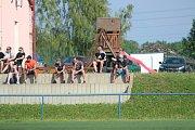 Srbice (v červeném) - Most 3:1