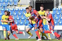 Pohár: Plzeň - Teplice 1:0
