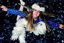 Slavnostní rozsvícení vánoční výzdoby zakončí slet andělů