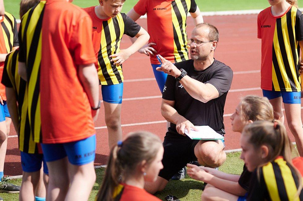Atleti spolu - Krupka