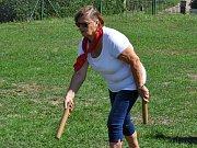 Na hřišti v Ohníči se konal Den netradičních sportů. Záštitu převzalo Regionální centrum Sportu pro všechny Teplice.