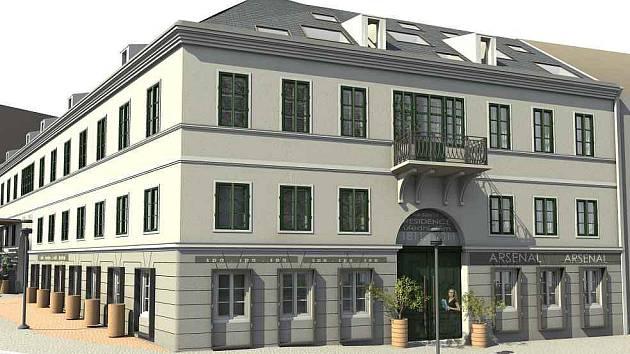 Po několik let chátrající dům na rohu ulice U Zámku v Teplicích čeká rozsáhlá rekonstrukce. Vzniknou zde služby a také ubytovací kapacity.