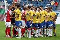Teplice x Slavia 2:1