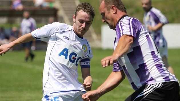 Fanklub FK Teplice vyhrál turnaj v Hrobě