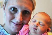 Mamince Petře Krškové z Teplic se 27. října v 1,17 hod. v teplické porodnici narodila dcera Anna Vokáčová. Měřila 48 cm a vážila 3,50 kg.