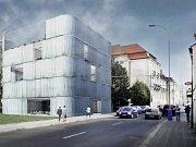 Návrh lázeňského domu Leopard v Teplicích - Šanově.