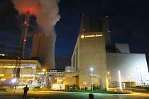 O víkendu bude zpřístupněna rozhledna na severní podpůrné věži kotelny Nového zdroje v Elektrárně Ledvice.