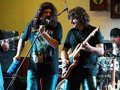 KOBEREC BAND ze Zlína, revival Deep Purple.