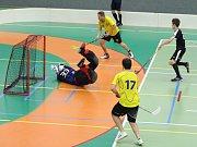 Starší žáci Florbal Ústí ovládli podruhé za sebou silně obsazený turnaj s názvem Tatran Cup.