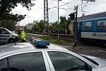 Vlak usmrtil člověka u železniční zastávky v Proboštově
