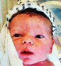 TOMÁŠ PATERA se narodil Aničce Staňkové  z Duchcova 16. února v 16.56 hod. v ústecké porodnici. Měřil 51 cm a vážil 3,47 kg.