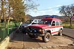 Hasiči Žalana zasahovali u dopravní nehody před školou