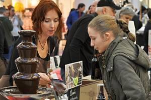 Festival čokolády v Galerii Teplice