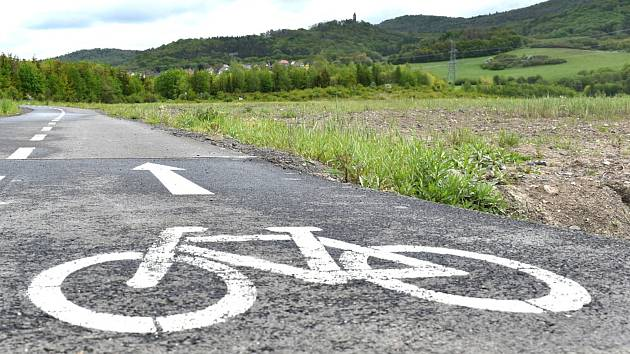Cyklostezka Kostomlaty.