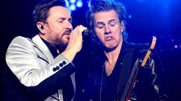 Duran Duran v Praze