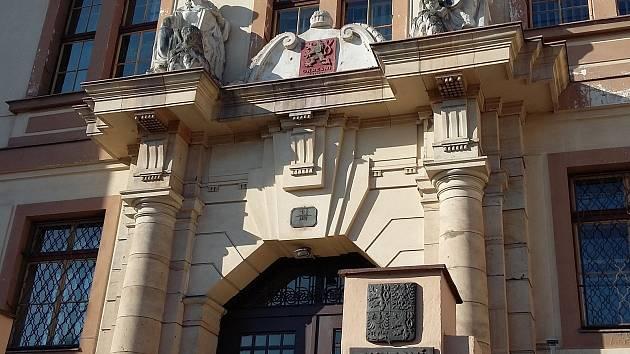 Okresní soud v Teplicích.