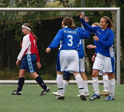 Fotbalistky