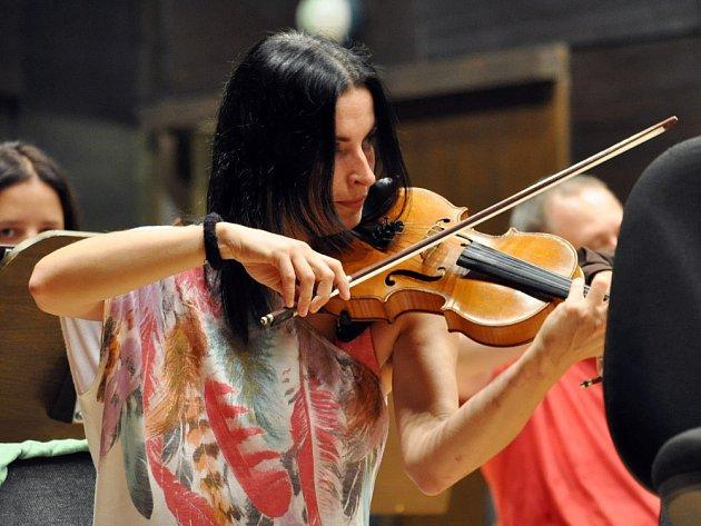 Dirigentský a pěvecký workshop v Teplicích