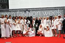 Czech fashion week Teplice v roce 2018