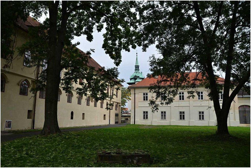 Zámecký park v Teplicích přivítal ve čtvrtek sportovce z několika měst.